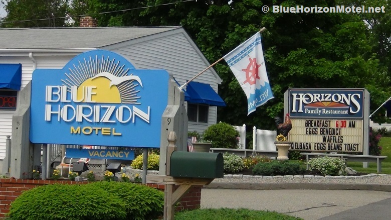 Blue Horizon Motel and Horizons Family Restaurant